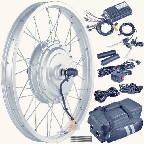"AW 20"" Front Wheel Conversion Kit"