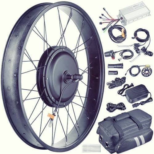 "AW 26"" Front Wheel Conversion Kit"