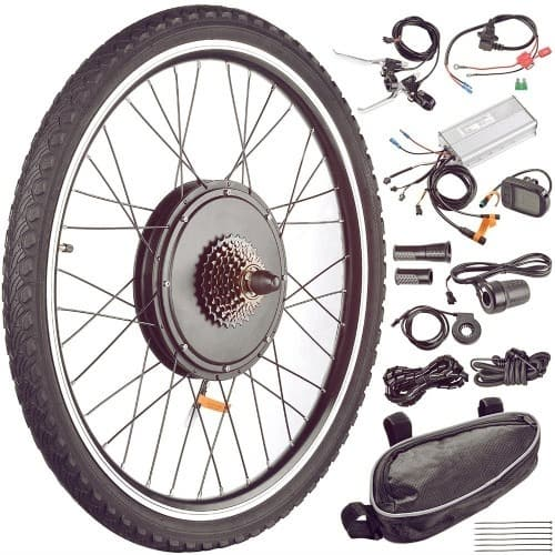 "AW 26"" Rear Wheel Conversion Kit"