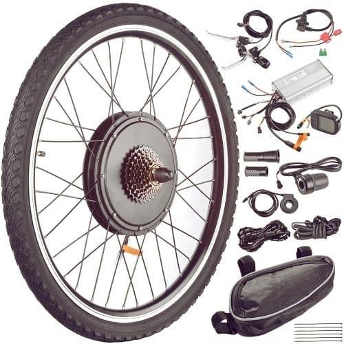 """AW 26"""" Rear Wheel Conversion Kit"""