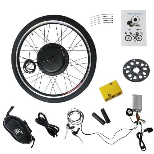 "LLY 26"" Front/Rear Wheel Conversion Kit"