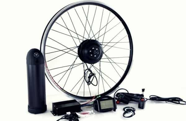 What Is an Electric Bicycle Kit?